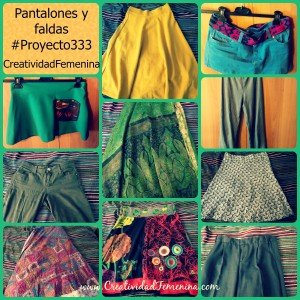 Pantalones Proyecto333 Minimalismo