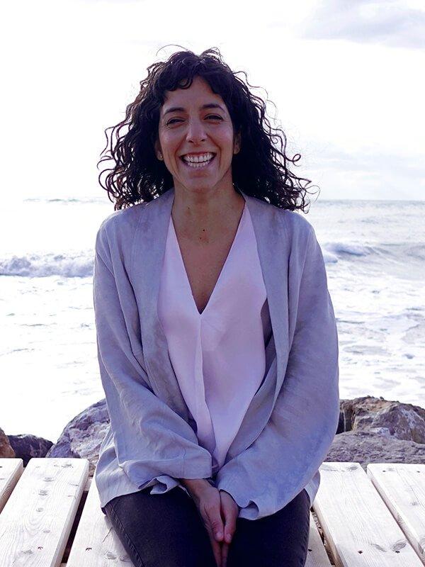 Lucía Terol. Organizadora profesional.