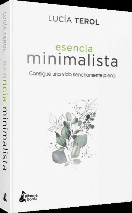 Libro esencia Minimalista de Lucía Terol