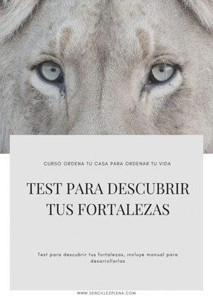 Test para descubrir tus fortalezas